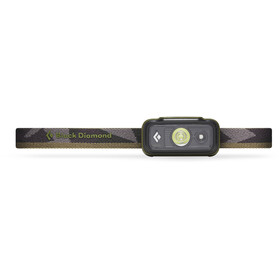 Black Diamond Spot Lite 160 Pandelampe, grå/oliven